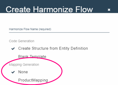 Add Mapping to Flow